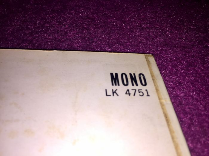 Them: two original Mono versions of their early albums
