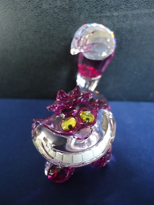 Citaten Uit Alice In Wonderland : Swarovski kat cheshire uit alice in wonderland catawiki