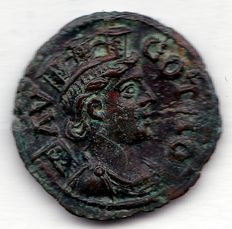 Greek/Roman antiquity - Troas. Alexandreia. Pseudo-autonomous. Time of Gallienus (260-268). Ae.