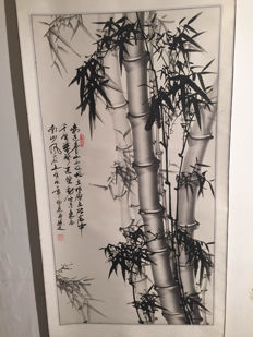 Chinese scroll drawing – China – Second half 20th century