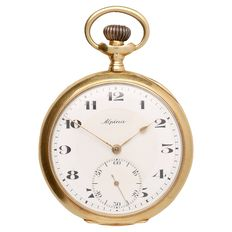 Alpina pocket watch