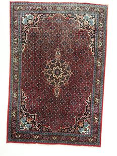 Persian carpet, Bidjar, 310 x 210 cm.