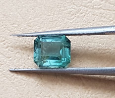 Neon Green Blue Tourmaline - 2.15 ct