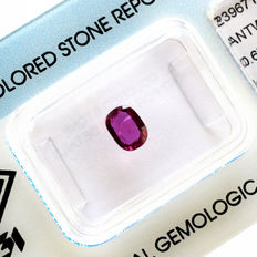 Ruby 0.67ct