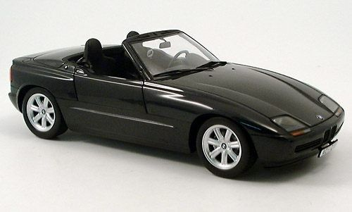 minichamps scale 1 18 bmw z1 1988 colour black metallic catawiki. Black Bedroom Furniture Sets. Home Design Ideas
