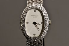 Patek Philippe - women's wristwatch.