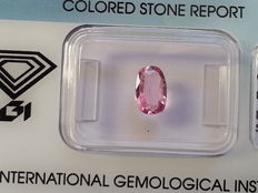 Spinel - Pink - 0,83 ct.