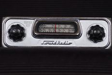 Soundradio Bilradio SR 144M from Sweden -1954