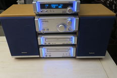 Technics HD505 Stereo including speakers