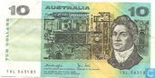 Australië 10 Dollars ND (1979)