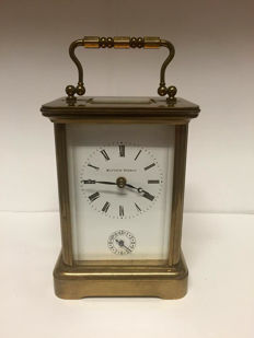 Vintage 'Matthew Norman' Carriage clock - 2nd half of 20th century