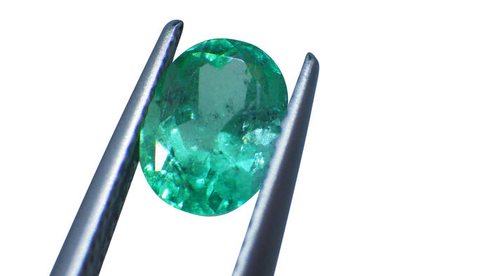 Emerald - 1.13 ct - No Reserve Price