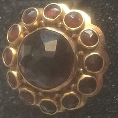 Gold ring of 14 kt 585/1000