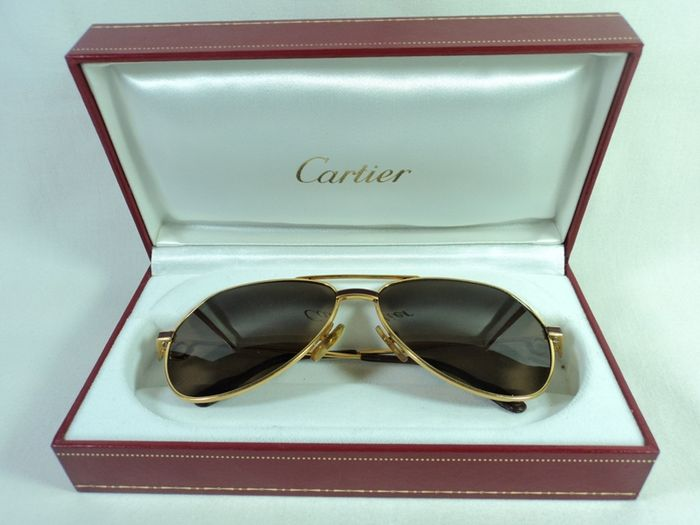Image result for cartier sunglasses