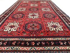 "Karaj – 290 x 187 cm – ""Vintage oriental carpet in beautiful condition"""