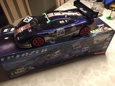 Kyosho Mc Laren F1 GTR Gulf Racing  LM 1995 1 / 10 ° electric