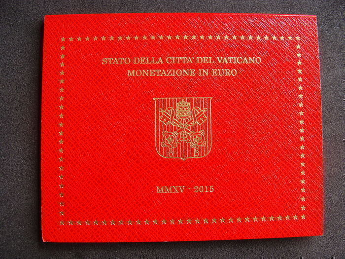 Vatican – year pack 2015 'Francis I'