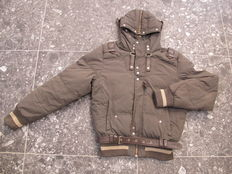 Frankie Morello (Milan) – Winter Jacket.