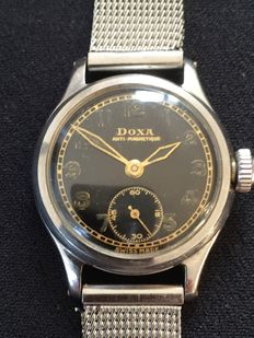 Doxa anti magnetique - Ladies' watch - 1940's