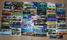 Various - Scale 1/87 - Lot with 61 Models: 61 Beer Trucks, Brewery Trucks