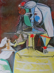 Pablo Picasso (after) - Menina