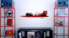 McLaren Formula One Ayrton Senna - Vintage F1 Collection