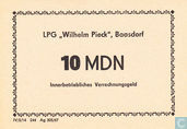 Baasdorf 10 Mark 1967