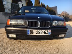 BMW - 325i Convertible - 1993
