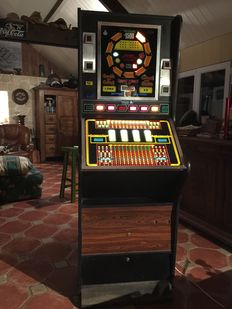 Barcrest Ambassadeur - Fruits Slot machine - 80'S