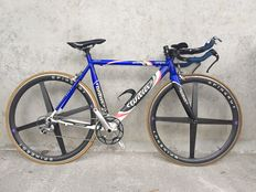 Wilier Triestina Lampre Quinziato - race bicycle