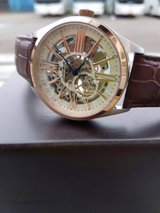 Thomas Earnshaw Armagh Skeleton – men's wristwatch – 2017.