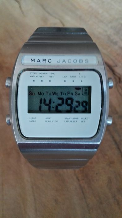 2176bc39d4a Marc Jacobs - Classic ladies watch - 1990 s - Catawiki