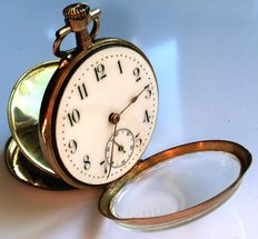 Pocket watch France 1900-1910