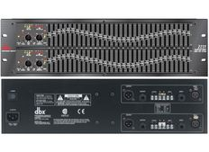 DBX 2231 double graphic equalizer