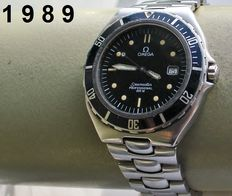 O M E G A – Seamaster Professional 200 m (Pre-Bond) – men's model – 1989