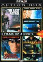 DVD / Vidéo / Blu-ray - DVD - The Last Patrol + Race Against Time + Stormcatcher + Firetrap