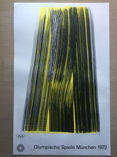 Hans Hartung - Olympic Games 1972