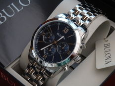 Bulova sport chrono  watch