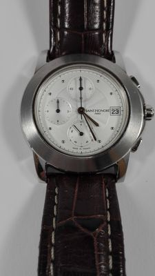 Saint Honoré Chronograph – Men's Timepiece – 2000s