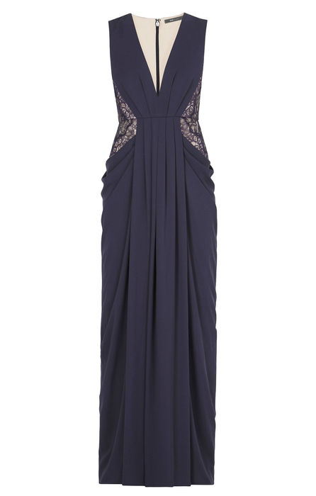 BCBG Maxaziria evening dress.