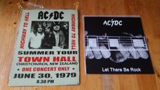 AC/DC Lot  Of  2 Items