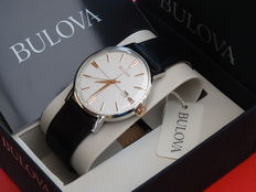 Bulova — dress classic — Men