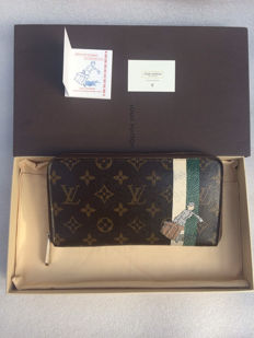 Louis Vuitton - grote portemonnee - limited edition