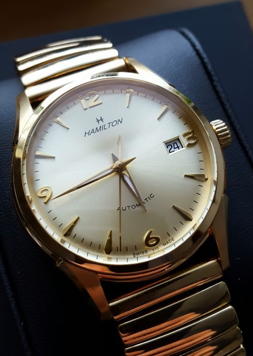 Hamilton Thin-O-Matic Auto - Gents Watch - Excellent ...