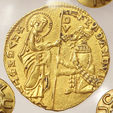Coin Auction (Gold & Silver Coins of Venice)