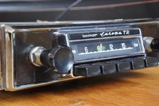 Becker Europa TR type C classic car radio from 1966
