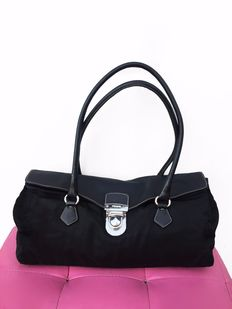 Prada – Large bag with handles