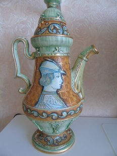 Deruta 455 - extra large jug and cup