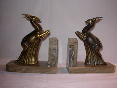 Bookends - Art Deco