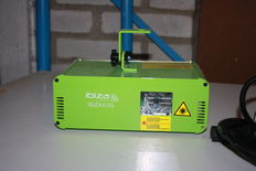 "Laser show projector green ""IBIZA60G"""